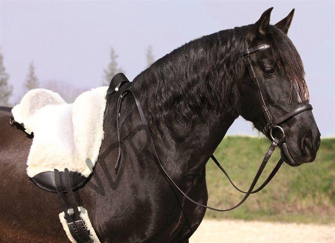 Меховой физио-пад Barefoot Fleece-Saddle Full