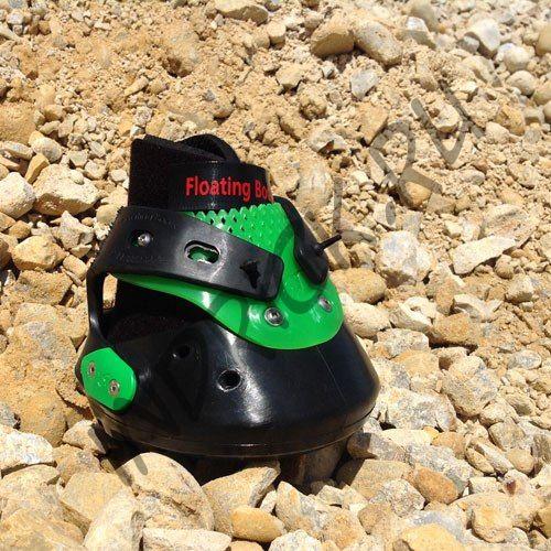 Ботинки Floating Boots, зеленый + черный